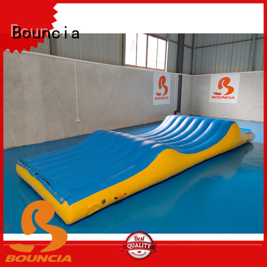 Bouncia item inflatable water games customized for kids