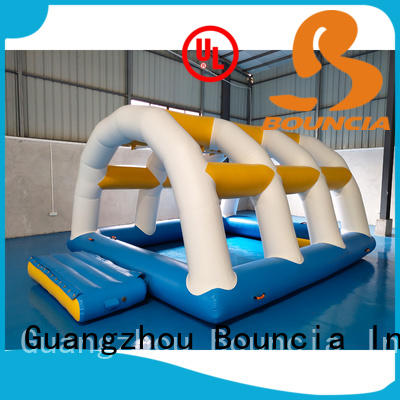 Bouncia mini games inflatable water playground series for kids