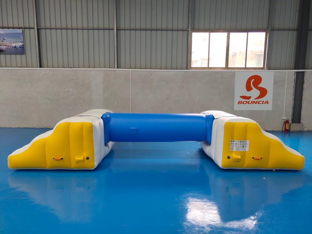 Latest trampoline water park jump for business for outdoors-1