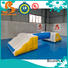 Bouncia guard tower bouncy water park company for pool