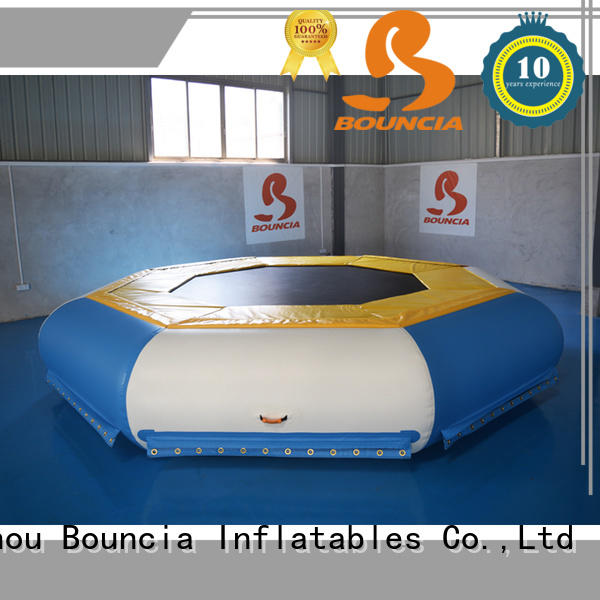 Latest inflatable obstacles ramp factory for adults