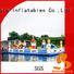 Bouncia stable outdoor inflatable water slide factory for student