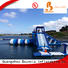 Bouncia floating water park games Supply for kids