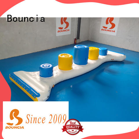 Bouncia durable water games for outdoors