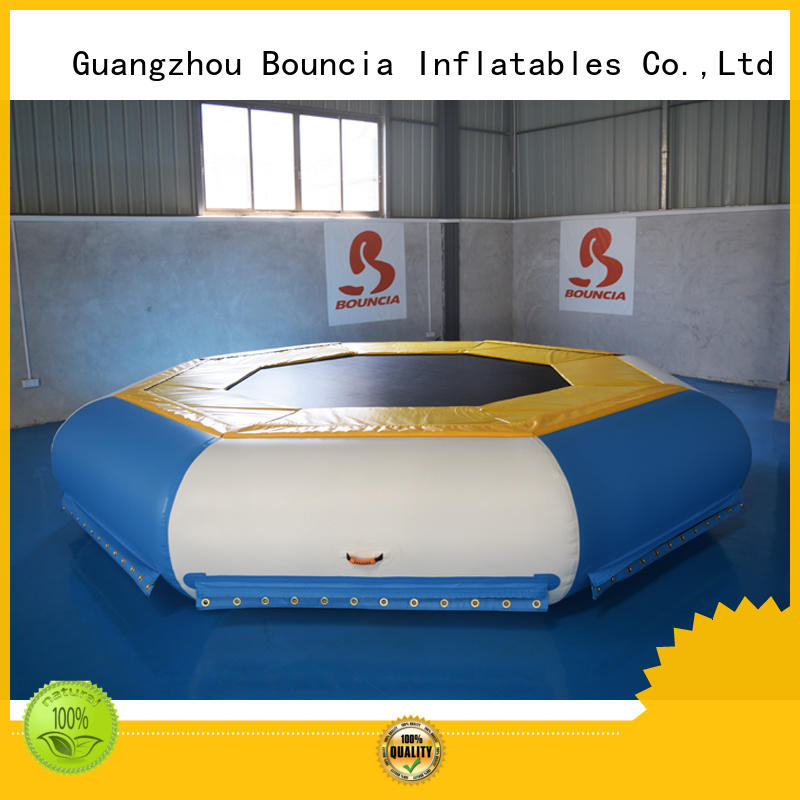 water Wholesale tower inflatable water games Bouncia Brand tower inflatable exciting