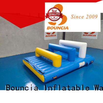 Bouncia durable inflatable water park company for adults