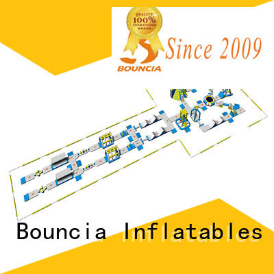 Bouncia park inflatable water slide for sale series for outdoors