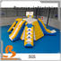Bouncia climbing inflatable course customized for adults