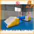 Bouncia climbing water inflatables for lakes from China for outdoors