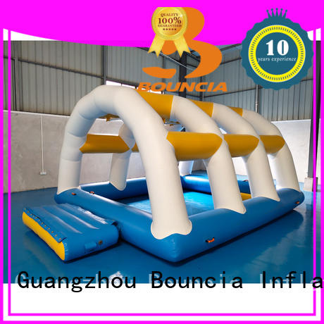 Bouncia games inflatable aqua park customized for adults