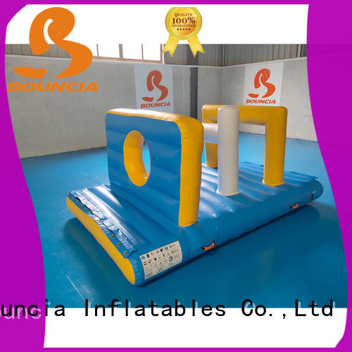 Bouncia Custom inflatable backyard water park factory for adults