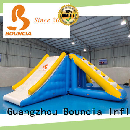 Bouncia tuv water obstacle course for sale Supply for pool