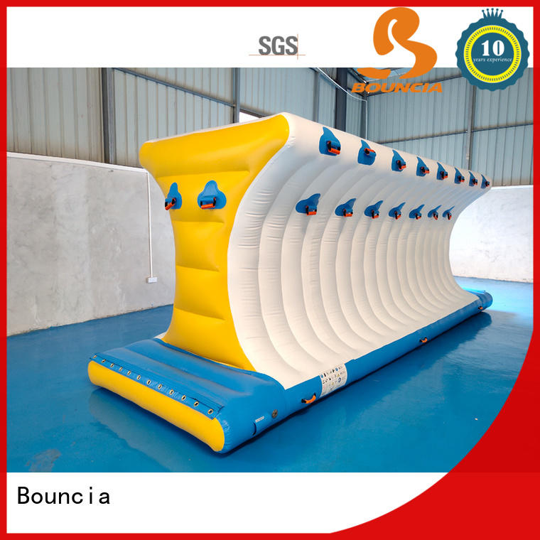 inflatable floating water park for sale one station customized for outdoors