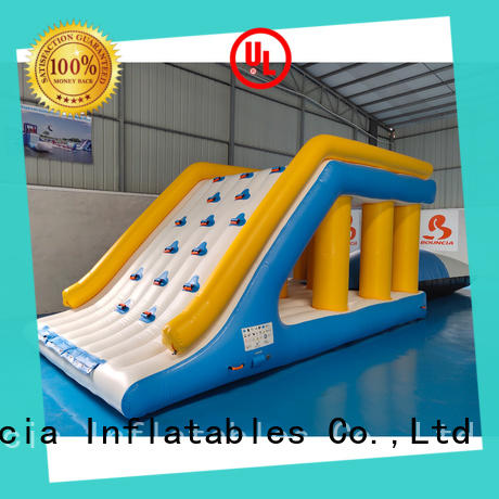 Bouncia floating commercial inflatables series for kids