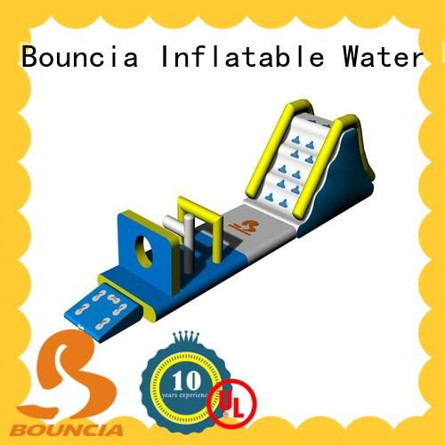 Bouncia toys inflatable lake playground factory for outdoors