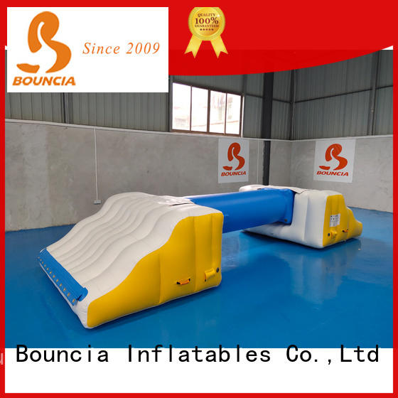 Bouncia guard tower inflatable water slide for sale series for outdoors