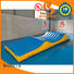 High-quality inflatable water world guard tower factory for pool